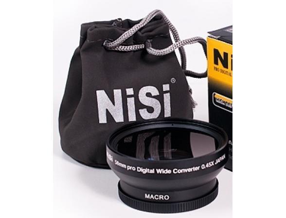 Конверсионный объектив Nisi SLR PRO 52