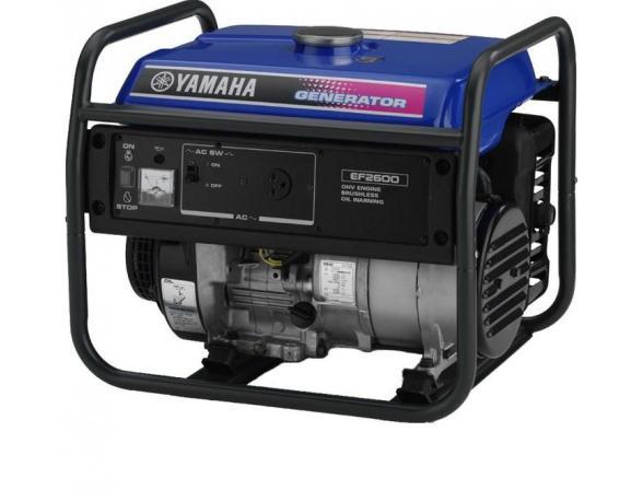 Бензогенератор Yamaha EF2600FW