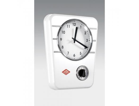 Кухонные часы с таймером Wesco RETRO STYLE 322401-01