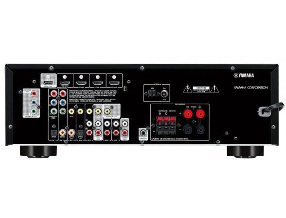 AV-ресивер Yamaha RX-V373 Bl