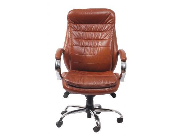 Кресло руководителя BURO T-9950AXSN/Brown