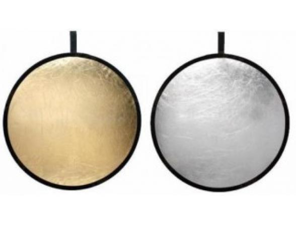 Отражатель GRIFON R-110 GS 2-в-1 Gold/Silver (110cm)