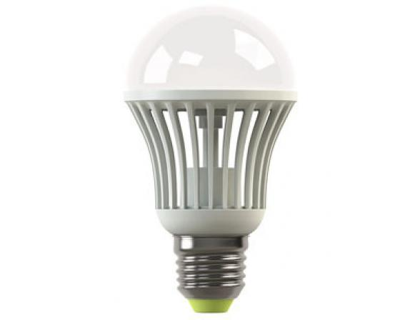 Светодиодная лампа Ecomir 5.5W E27 220V, E27 5,5Вт, желтый/матовый 42920