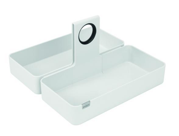 Кухонная подставка-органайзер размер L – 345 x 345 mm Brabantia 423529