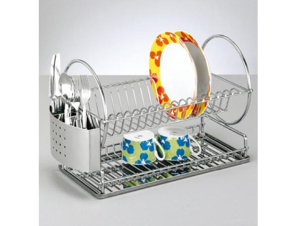 Подставка для сушки посуды Zeller 27266