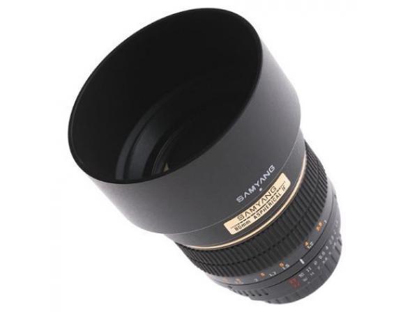 Объектив Samyang 85mm f/1.4 AS IF Canon EF