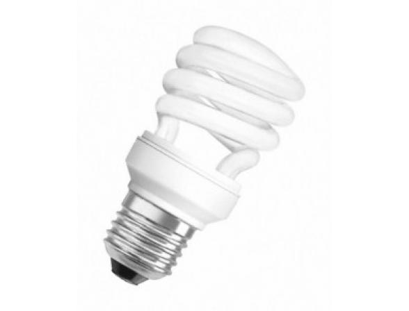 Лампа энергосберегающая OSRAM 619983 DSMICRTW 18W/840 220-240V E27 (10/60)