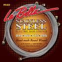 Cтруны для 4-струнной бас-гитары LA BELLA M40 (040-060-075-095)