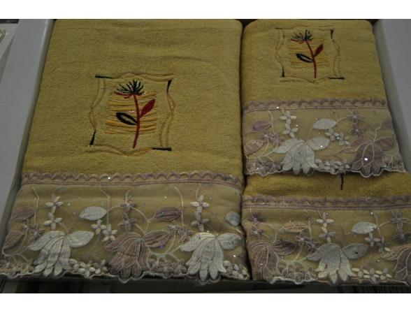 Комплект полотенец ARYA TANTO
