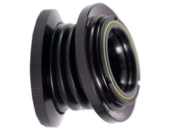 Объектив Lensbaby Muse Double Glass for Nikon