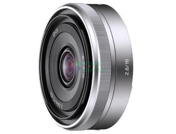 Объектив Sony 16mm F2.8 E