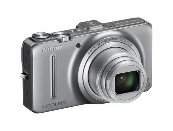 Цифровой фотоаппарат Nikon Coolpix S9300