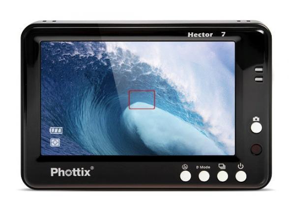 Беспроводной видоискатель Phottix Hector 7 HD