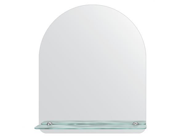 Зеркало с полочкой EVOFORM Attractive BY 0509 (50х60 см)