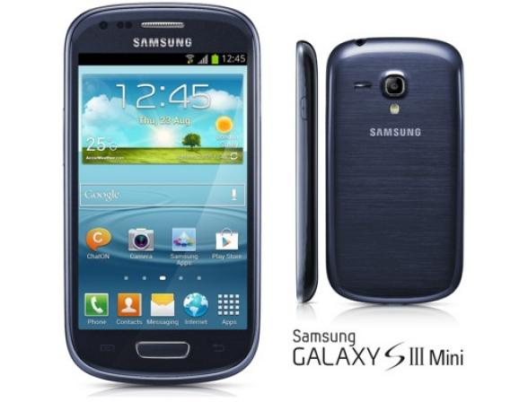 Смартфон Samsung Galaxy S III mini 8Gb Brown