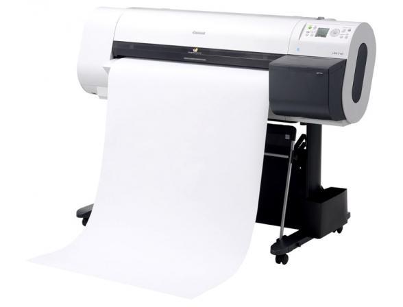 Плоттер Canon imagePROGRAF iPF710 (со стендом в комплекте)