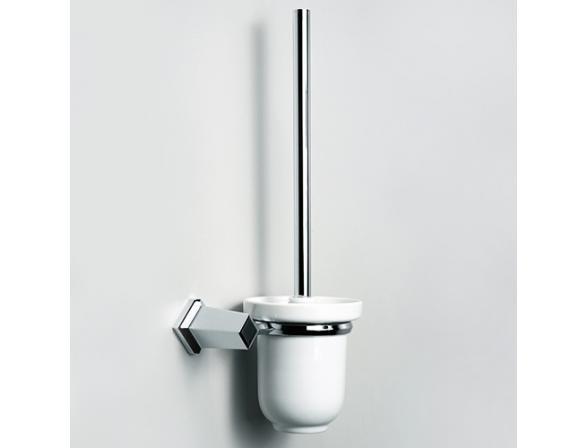 Щетка для унитаза WasserKRAFT Aller К-1127C, подвесная, керамика