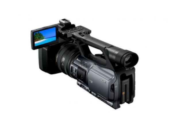 Видеокамера Sony DCR-VX2200*