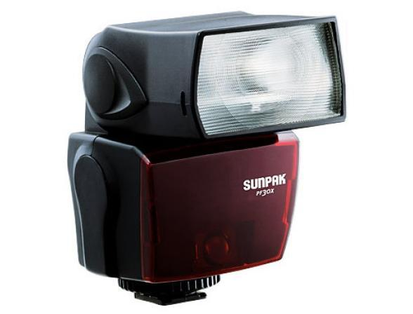 Вспышка Sunpak PF30X for Nikon