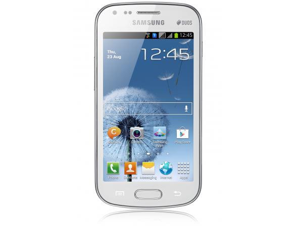 Смартфон Samsung Galaxy S Duos S7562 White