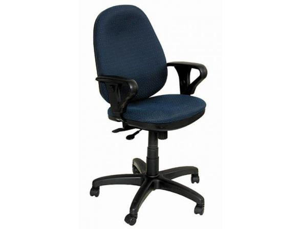 Кресло BURO T-612AXSN/Blue