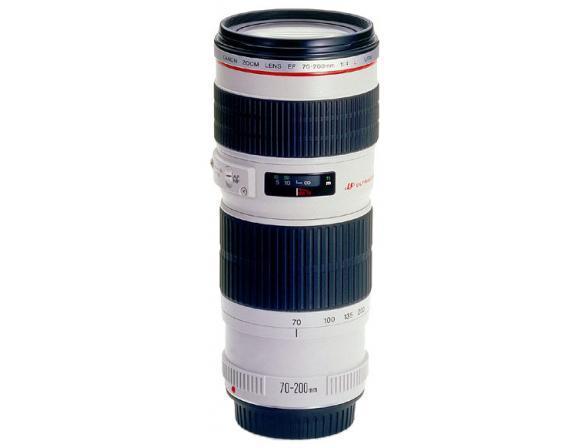 Объектив Canon EF 70-200 f/4L USM