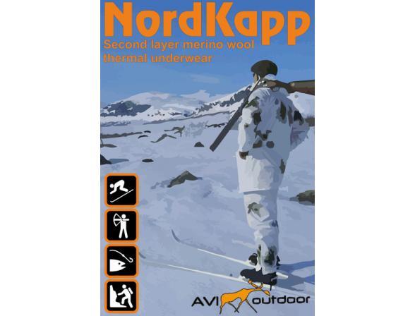 Термобельё AVI-Outdoor NordKapp 561