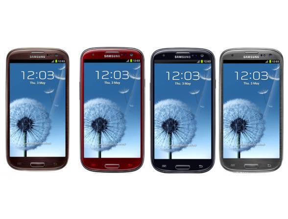 Смартфон Samsung Galaxy S III 16Gb Brown