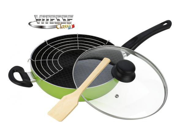 Сковорода-вок Vitesse VS-7407