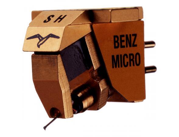 Головка звукоснимателя BENZ-MICRO SH