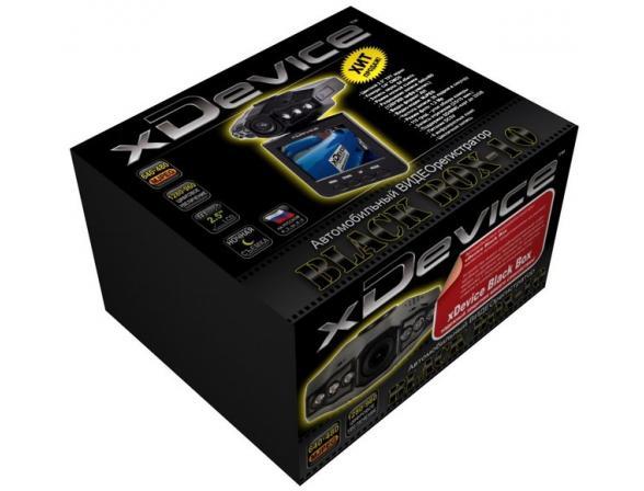 Видеорегистратор xDevice BlackBox-10