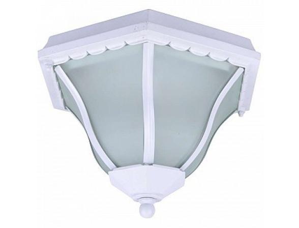 Уличный настенно-потолочный светильник ARTELAMP A1826PF-2WH