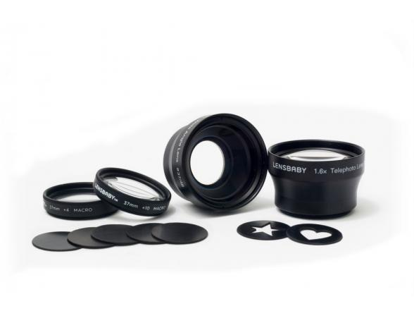 Набор Lensbaby Accessory Kit