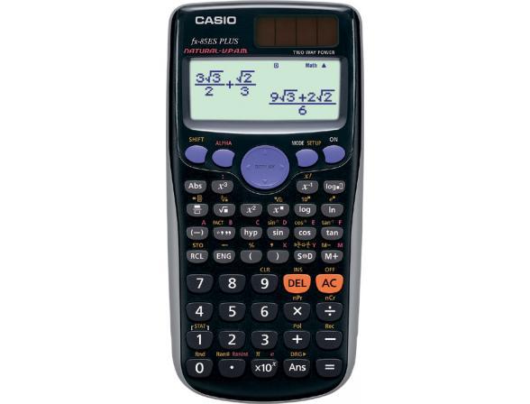 Калькулятор  научный Casio casFX-85ESPLUS
