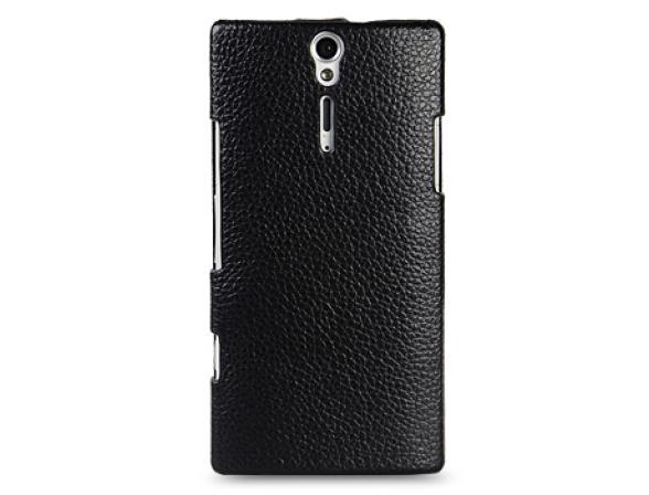 Чехол Melkco Premium Leather Case for Sony Xperia S(LT26i) - Jacka Type (Red LC)
