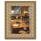 Зеркало в багетной раме EVOFORM медный эльдорадо (44х54см) BY 1365