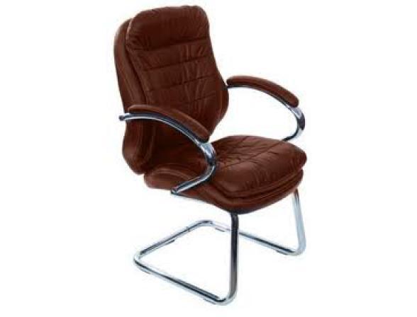 Кресло руководителя BURO T-9950AV/Chocolate