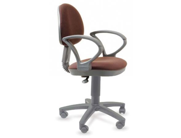 Кресло BURO Ch-G318AXN/Brown