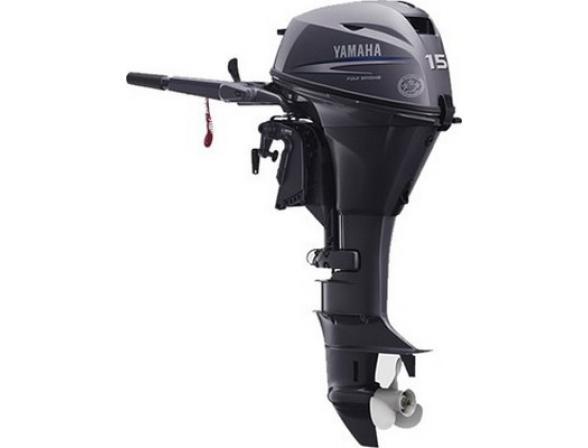 Лодочный мотор Yamaha F 15 CMHS