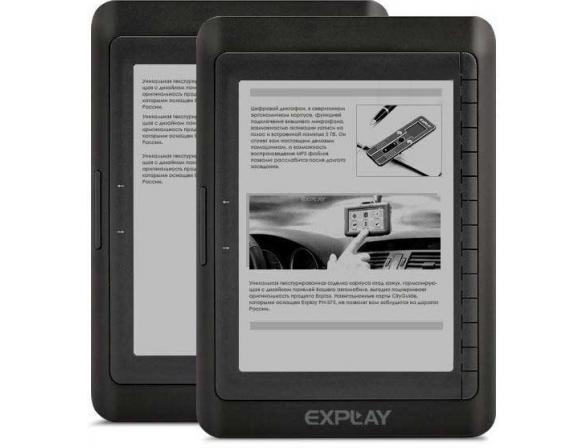 Электронная книга Explay TXT.Book.B64