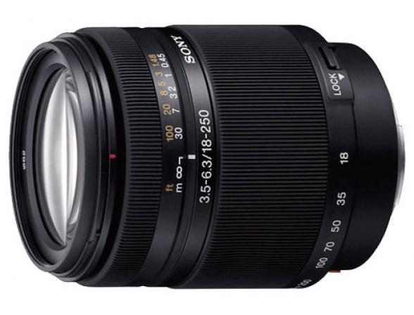 Объектив Sony DT 18-250mm f/3.5-6.3*