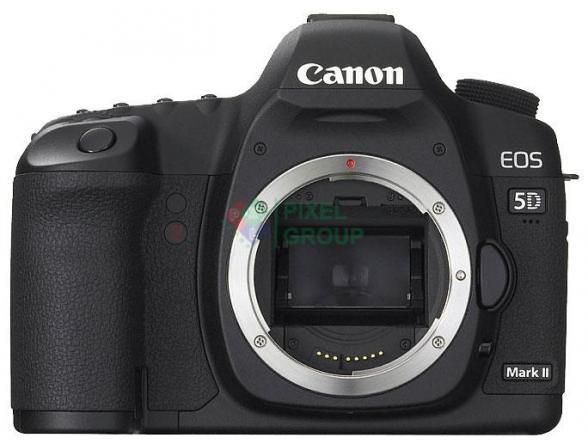 Зеркальный фотоаппарат Canon EOS 5D MARK II Body