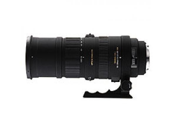 Объектив Sigma AF 150-500mm f/5-6.3 APO DG OS HSM NIKON
