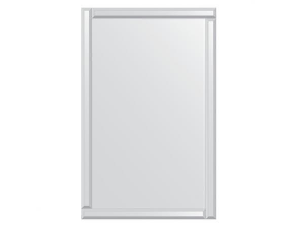 Зеркало с зеркальным обрамлением EVOFORM Style (70х110 см) BY 0811