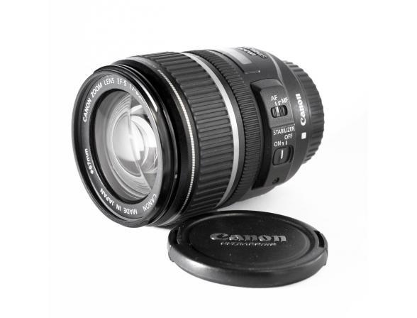 Объектив Canon EF-S 17-85 f/4-5.6 IS USM