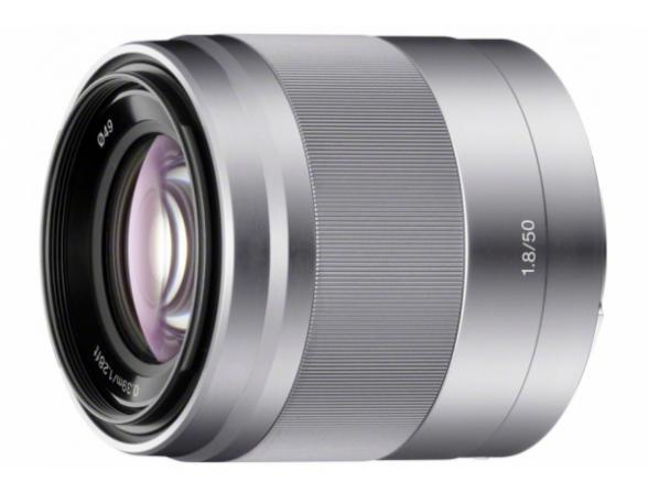 Объектив Sony SEL 50 f/1.8 (SEL50F18) для NEX