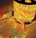 Светодиодный дюралайт Rich LED 13 мм, круглый, 3-х проводной, кратность резки 2 м, чейзинг