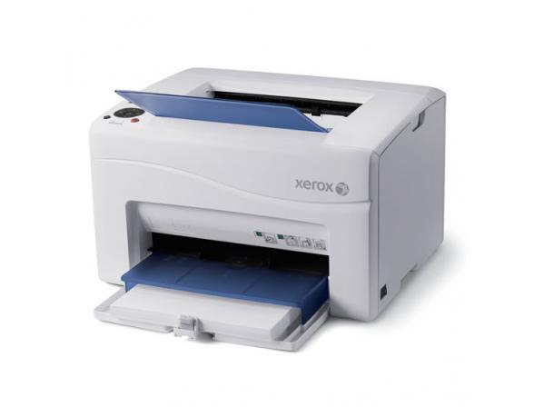 Принтер лазерный цветной Xerox Phaser 6000