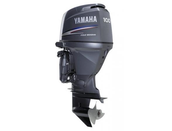 Лодочный мотор Yamaha F 100 DETL