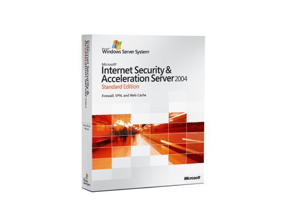 Microsoft ПО ISA Svr Std 2004En DiskKt
